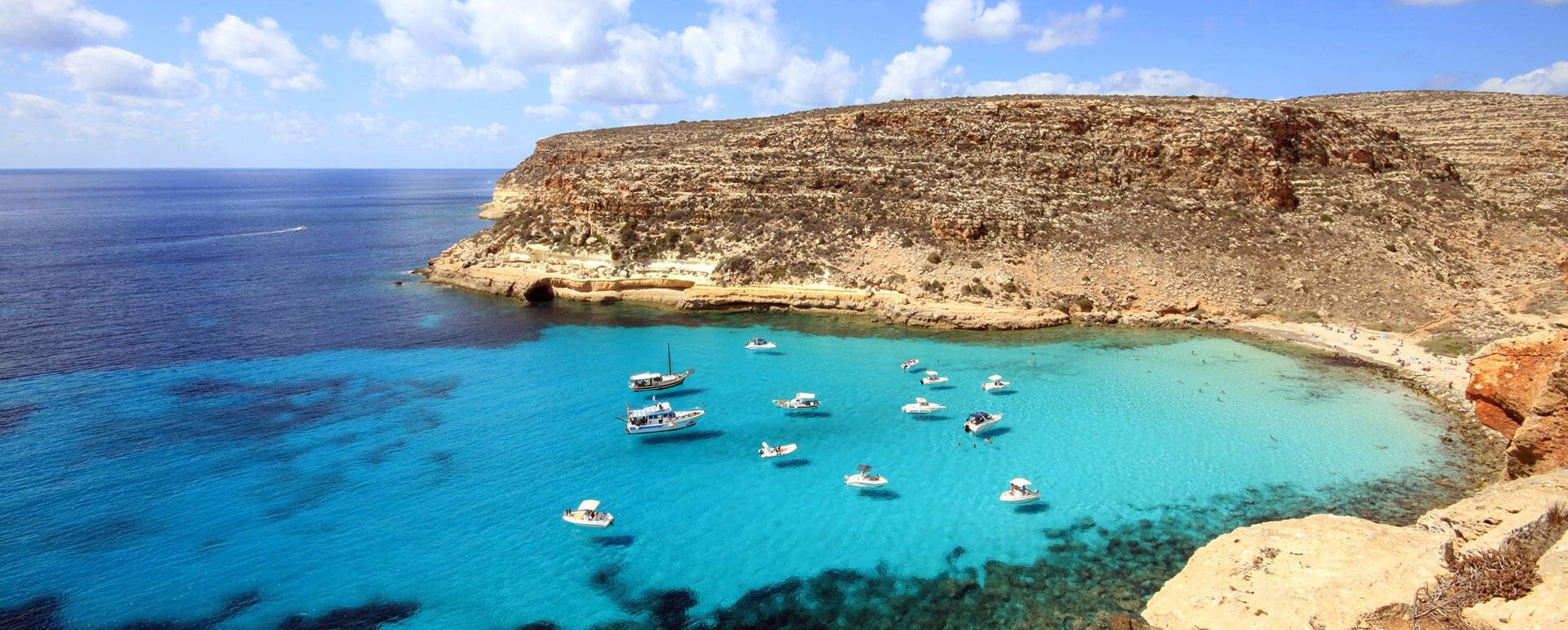 Residence e appartamenti Lampedusa - POSEIDONE